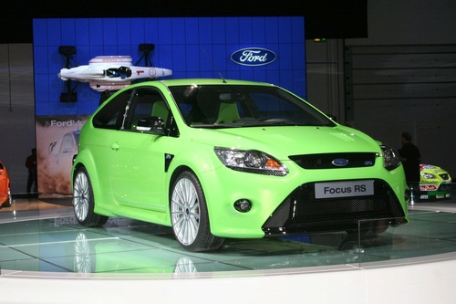 Noul Ford Focus RS