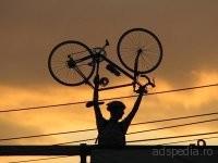 Marsul biciclistilor din Cluj