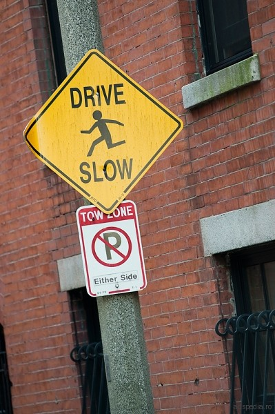 Drive slow in Life