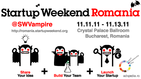 Startup Weekend Romania