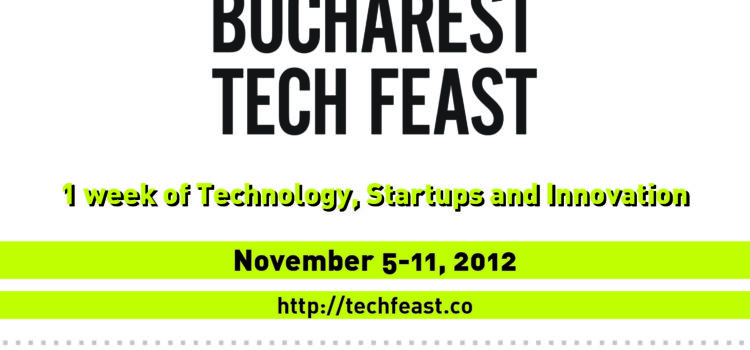 Bucharest Tech Feast.