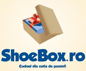 Am pornit campania ShoeBox 2012