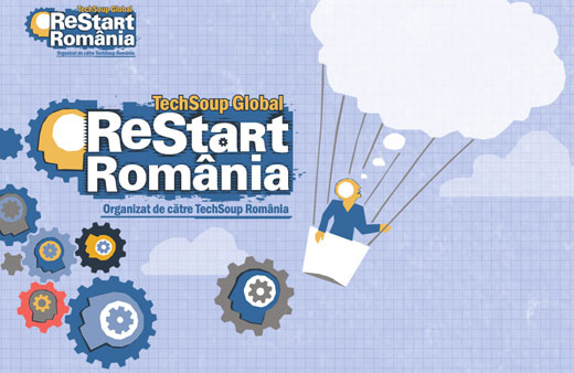 Techsoup / ReStart Romania 2012 / hackers wanted