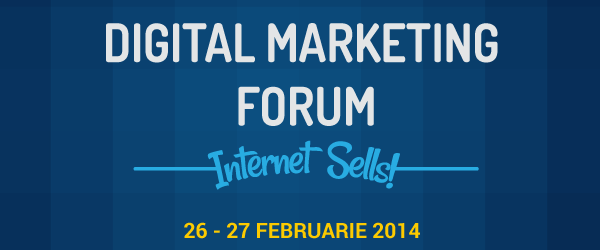 Digital Forum editia a 8-a 2014