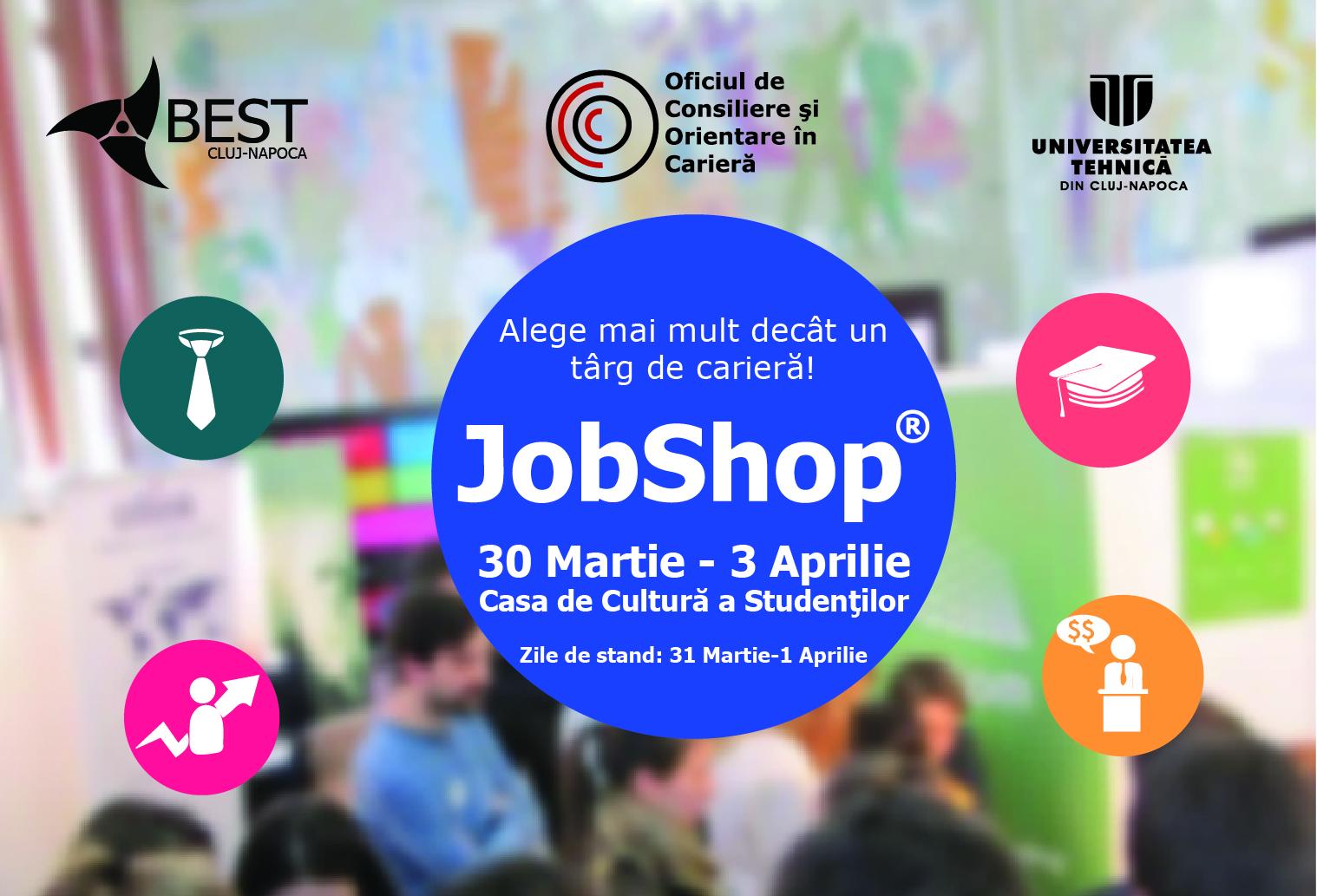 Job Shop 2014 Cluj! (P)