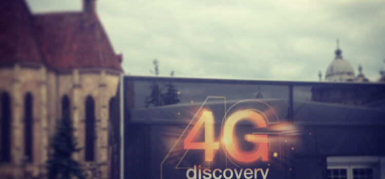 Caravana Orange 4G la Cluj 16 Mai 2014