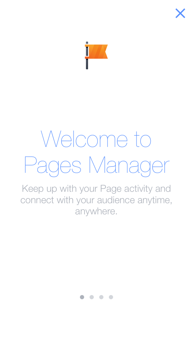 Noul Facebook Pages Manager