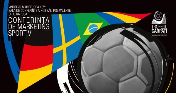 Conferinta de Marketing Sportiv la Cluj