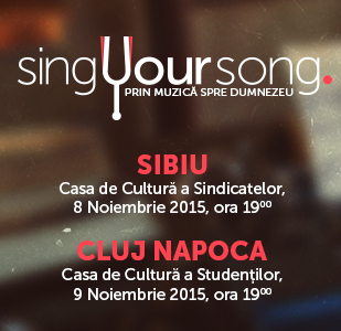 Sing Your Song 2015 Cluj Napoca