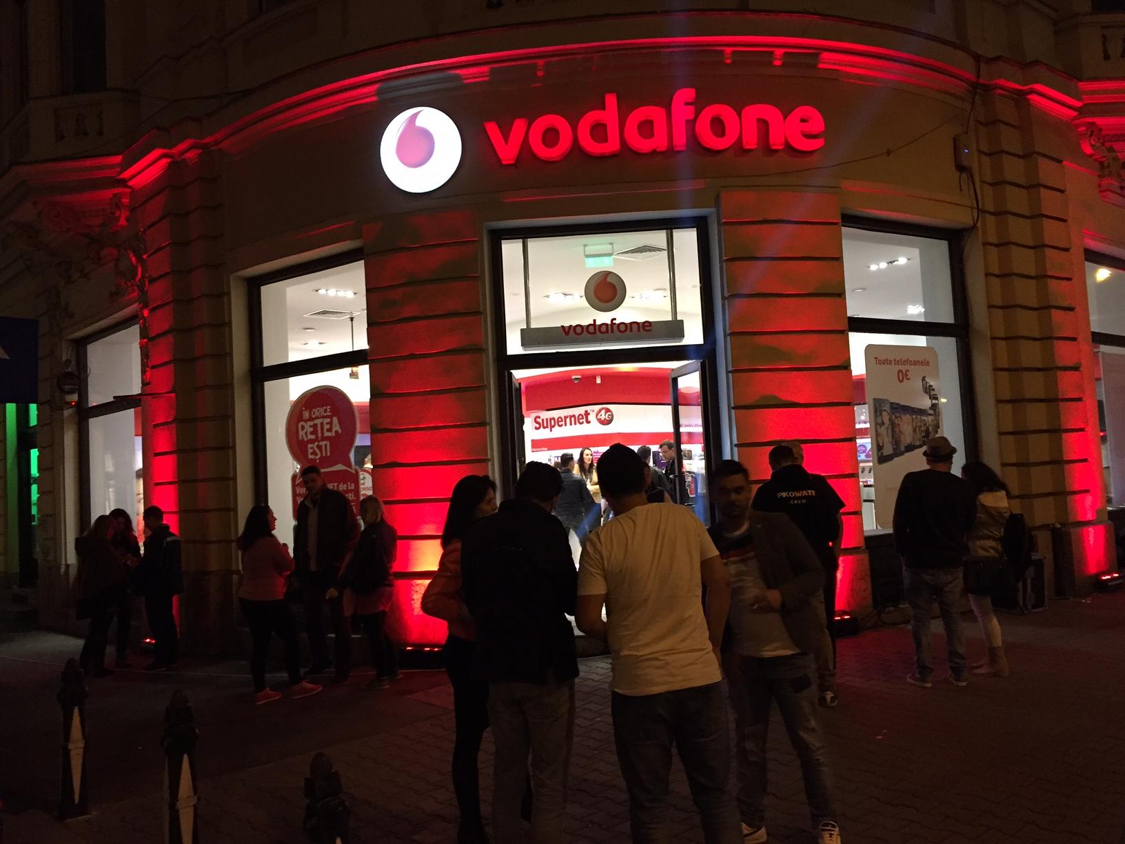 Lansare oficiala: iPhone 6S in Romania la Vodafone (P)