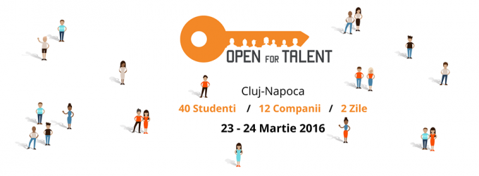 OPEN for TALENT Cluj-Napoca