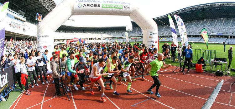 Vrei să participi şi tu la stabilirea recordului naţional pentru cel mai lung lanţ de susţinători la un maraton?