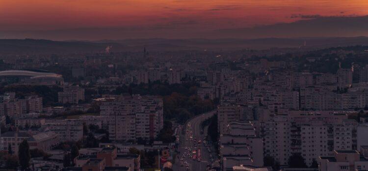 Cluj are cel mai înalt bloc de locuințe din România